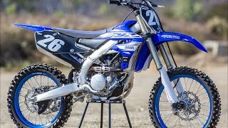 5. First Ride 2019 Yamaha YZ250F - Motocross Action Magazine