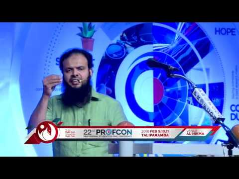 The Miracle of Miracles - Dr. Muhammed Kutty Kanniyan | Profcon 2018 Kannur