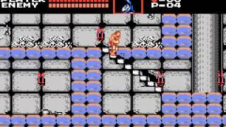 Game Boy Advance Longplay [084] Classic NES Series - Castlevania