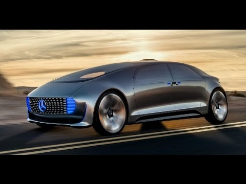 Mercedes Benz F 015 Luxury in Motion HD in San Francisco Gameplay