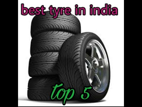 Best Car Tyre in India Top 5