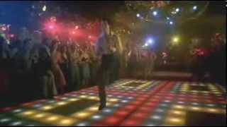 Saturday Night Fever - John Travolta Dance ( REMIX )
