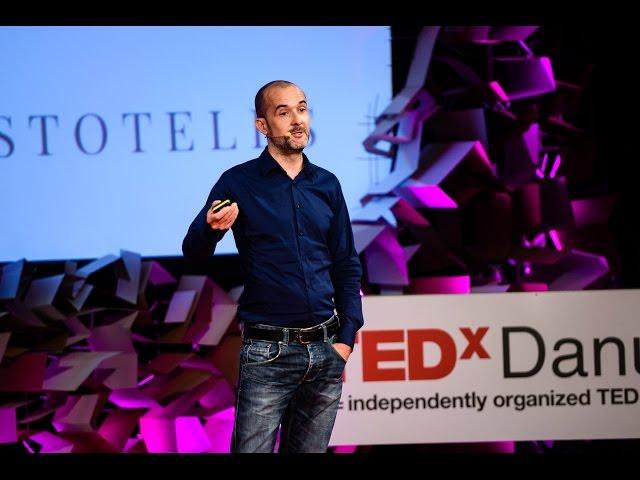 Merj kevesebbet! - Dávid Ferenc - TEDxDanubia