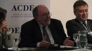 ACDE reclamó una transformación de la gobernanza de las empresas públicas.