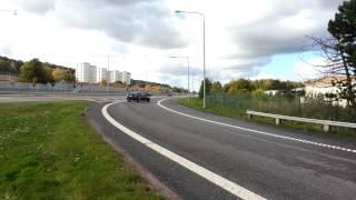 Bo ja lubię zapi*rdalać! A na autostradę swoim BMW M3 wjeżdżam tak!