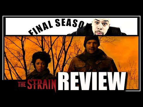 The Strain Season 4 Episode 5 Belly Of The Beast REVIEW/RECAP