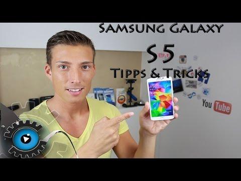 Samsung Galaxy S5 Die 11+1 besten Tipps und Tricks [Deutsch] +1 Hidden Features