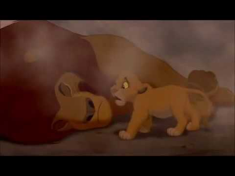 The Lion King - Simba Finds Mufasa