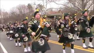 Pearl River (NY) United States  city photos gallery : St Patricks Day Parade Pearl River NY 2016 Most Of The Pipers