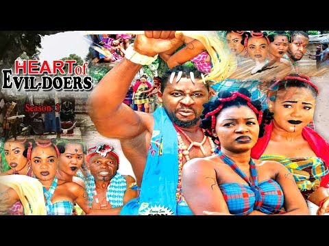 Heart Of Evil-Doers Season 6 - Chacha Ekeh 2017 Latest Nigerian Nollywood Movie
