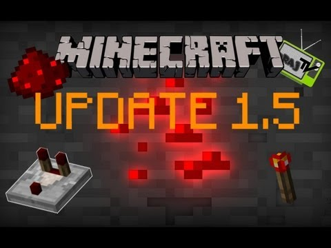 Minecraft Vollversion 1.5 Redstone-Update - Was ist neu? Alle Neuerungen hier! [FullHD] [German]