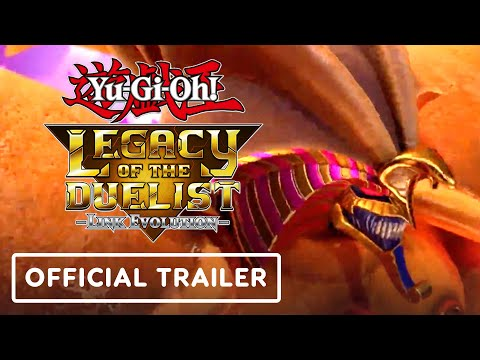 Yu-Gi-Oh! Legacy of the Duelist: Link Evolution - Official Trailer