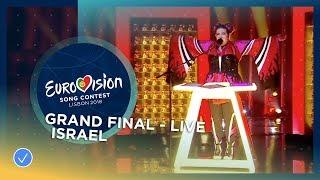 На Євробаченні 2018 перемогла Netta з Ізраїлю. Відео