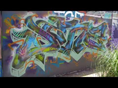 Writers View EP.4 - Denz OCD (GoPro Graffiti)