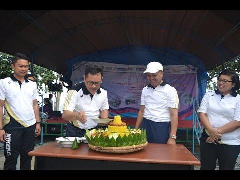 Dies Natalis Ke –  4 Tahun  Fakultas Kedokteran dan Ilmu Kesehatan Universitas Tadulako  Tema :  Health For All, Untuk Menghadapi Masyarakat Ekonomi ASEAN (MEA) Di Anjungan Pantai Talise Palu 24 Januari 2016