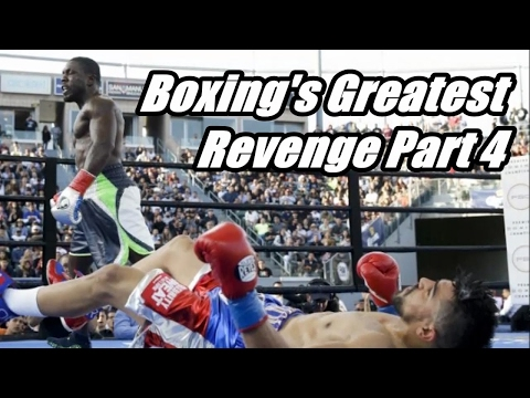 Boxing's Greatest Revenge! Part 4 Scott DiMontana