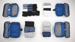 Video 6 AMAZINGLY Compact Ways to Fold Clothes for Packing PART TWO MP3, 3GP, MP4, WEBM, AVI, FLV Agustus 2019