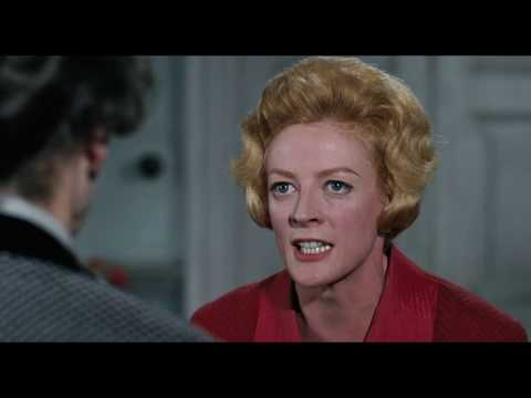 Maggie Smith #21 - The Prime of Miss Jean Brodie (1969) - A teacher, first, last and always