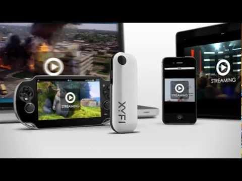 Video of Streamer