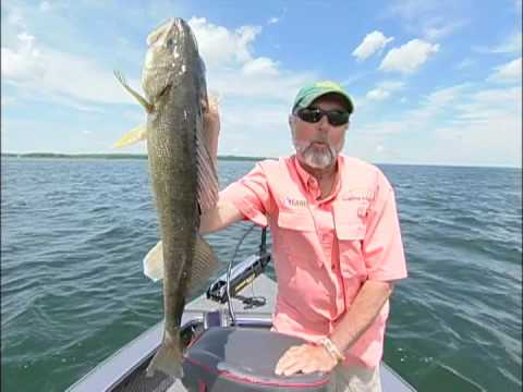 The Magic Moments of Walleyes in Weeds