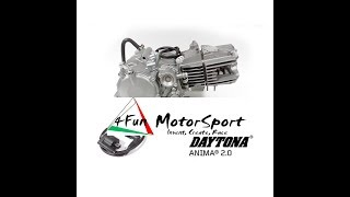 8. (ITA) Parte 1-  Analisi Motore DAYTONA ANIMA 190 - 150 Pitbike Minigp Minimotard by 4FunMotorsport