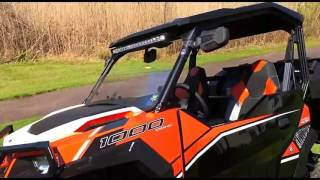 2. 2017 Polaris General 1000 EPS Deluxe Walkaround Review
