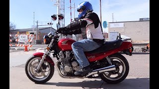 1. Ride and Review of the Honda CB750/Nighthawk