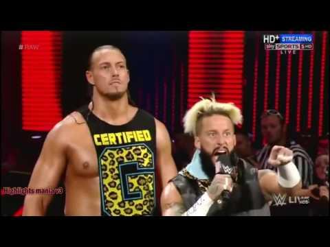 WWE Raw 6 June 2016 Highlights   wwe monday night raw 6 6 16 highlights