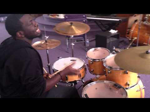 Drum Lessons: Paradiddles & Six Stroke Rolls (and Praise Break Polyrhythms)
