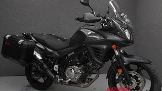 4. 2013  SUZUKI  DL650 VSTROM 650 ADVENTURE W/ABS  - National Powersports Distributors