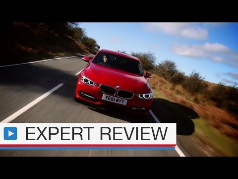 BMW 3 Series saloon expert car review