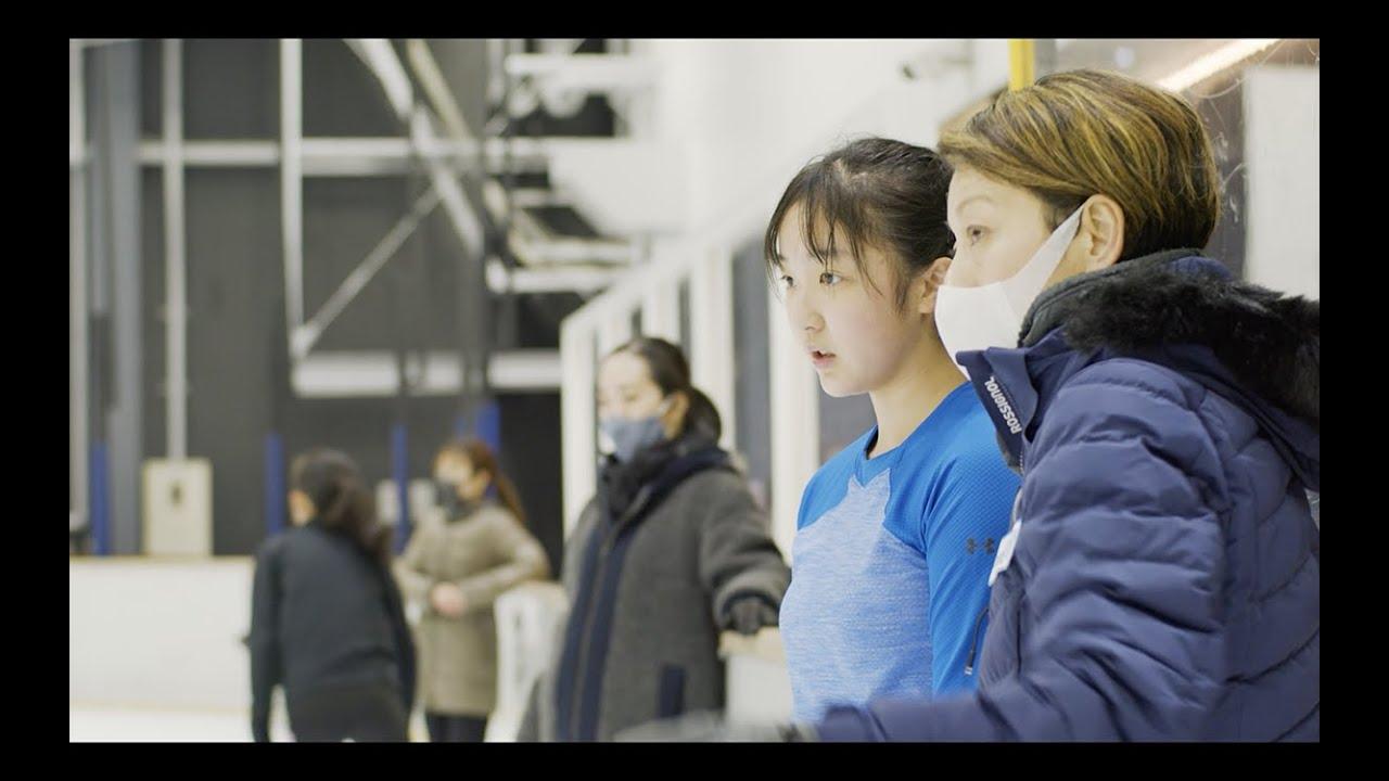 Chapter2 感動を生む力。 アイスリンク仙台/阿部奈々美さん