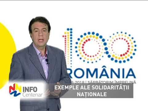 Exemple ale solidarităţii naţionale