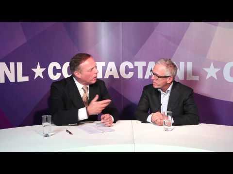 ContactaTV interview met Derk Sauer