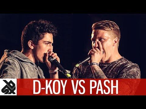 D-KOY vs PASH | WBC Solo Battle | 1/4 Final