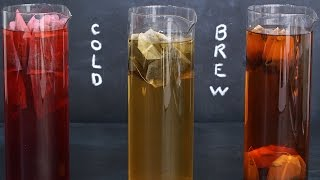 Avoid the Bitter Bite - Cold Brew Tea - Kitchen Conundrums with Thomas Joseph by Everyday Food