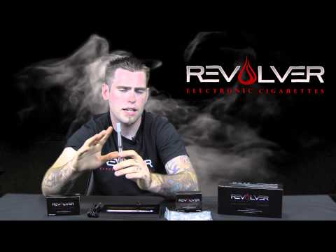 Advanced Electronic Cigarette: Talon tutorial