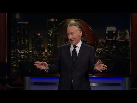 Monologue: A Stain in the Oval Office  Real Time with Bill Maher (HBO)