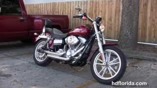 8. Used 2006 Harley Davidson Super Glide  Motorcycles for sale