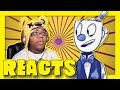 Casino Cups Pt2 by Shavs Media Productions | Cuphead Comic Dud Reaction