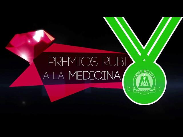 PREMIO RUBI A LA MEDICINA Dr. Juan Cabrera Bisonó Neurocirujano