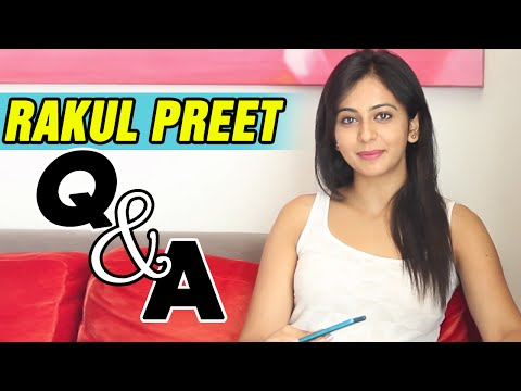 Rakul Preet Q  A with her Facebook Fans  Exclusive Interview
