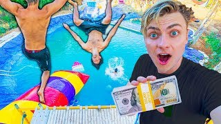 Video BEST WATER PARK TRICK WINS $10,000 (ft Funk Bros) MP3, 3GP, MP4, WEBM, AVI, FLV Agustus 2019