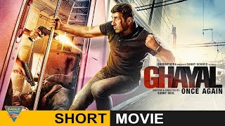 Nonton Ghayal Once Again  Ghayal Returns  Hindi Short Movie    Full Movie In One Hour    Eagle Hindi Movies Film Subtitle Indonesia Streaming Movie Download