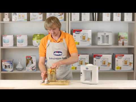 Кухонный комбайн Chicco Puresteam Cooker