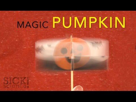Magic Pumpkin - Sick Science! #213