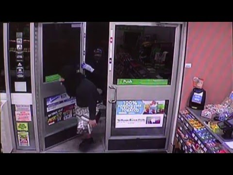 Suspects in 7-Eleven Robbery Arrested