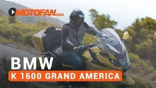 8. BMW K 1600 Grand America - Prueba, opinión y detalles - Motofan