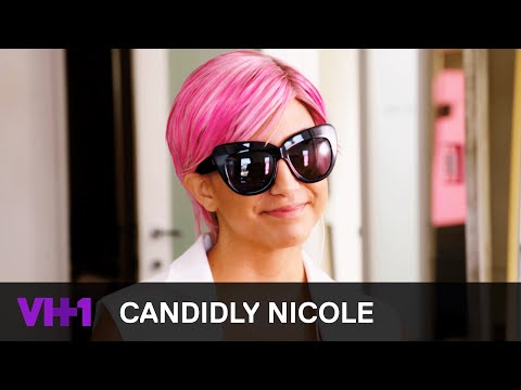 Candidly Nicole | Nicole Richie Puts Her Plan In Motion | VH1