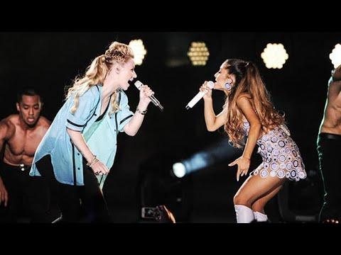 Ariana Grande - Problem ft. Iggy Azalea (Live At iHeartRadio Ultimate Pool Party 2014)